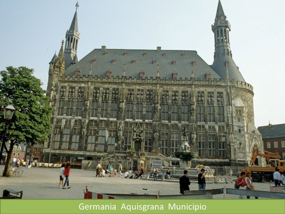 Germania Aquisgrana Municipio