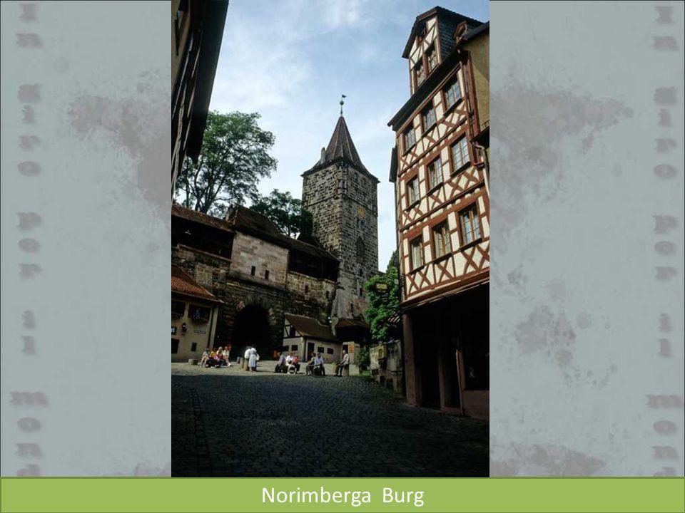 Norimberga Burg