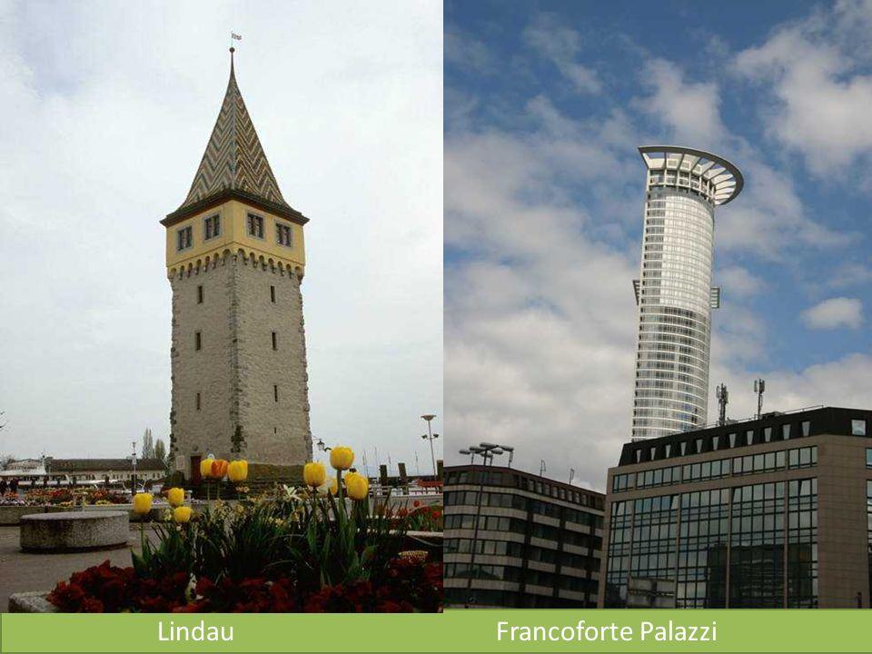Lindau Francoforte Palazzi
