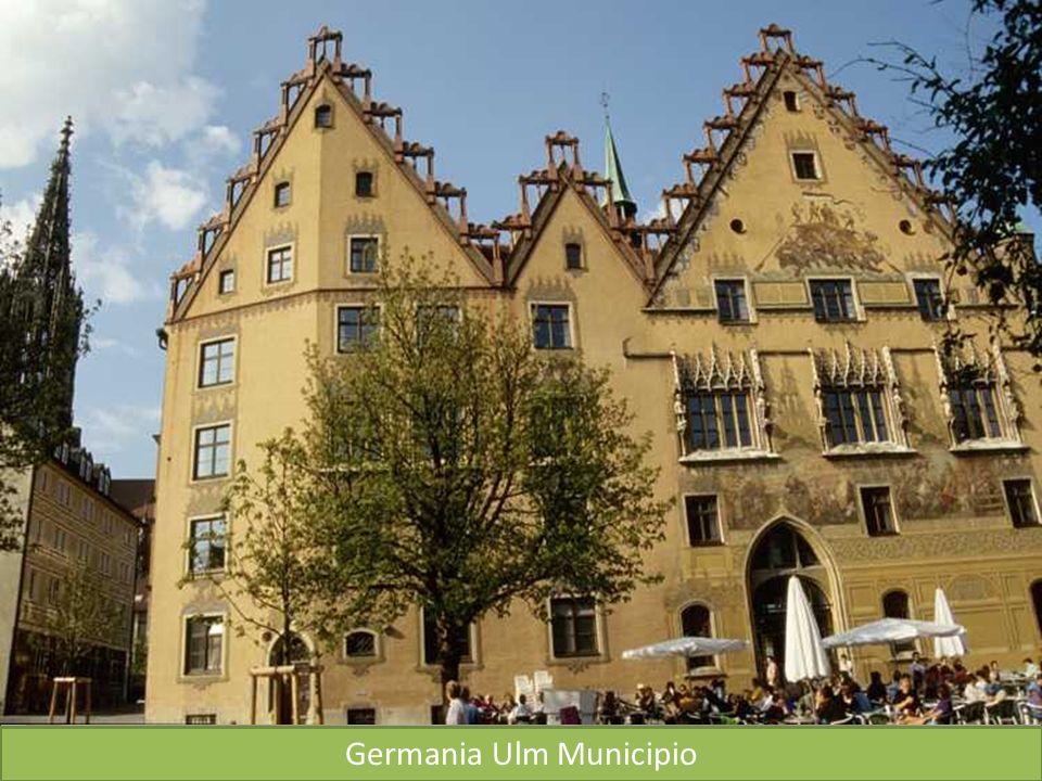 Germania Ulm Municipio