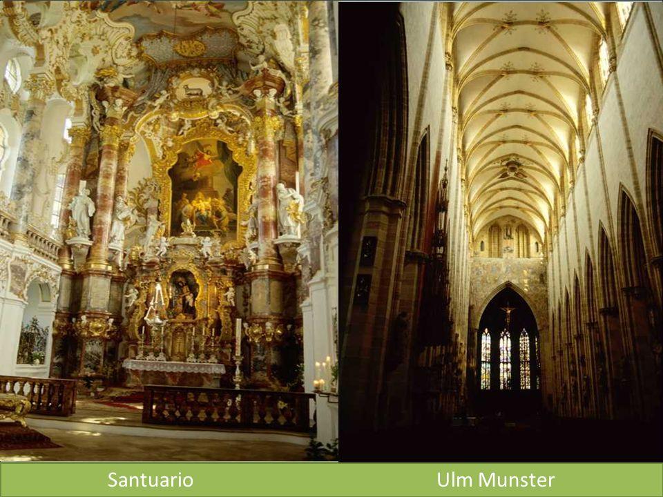 Santuario Ulm Munster