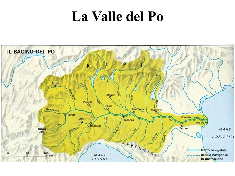 La Valle del Po