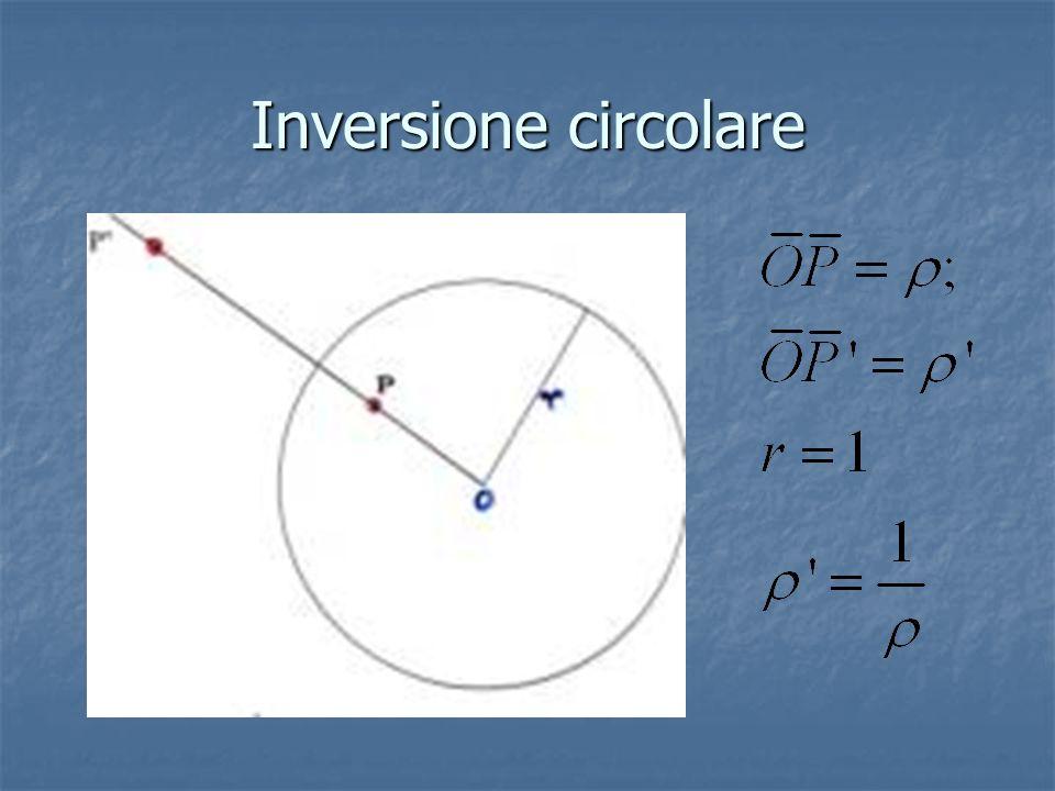 Inversione circolare