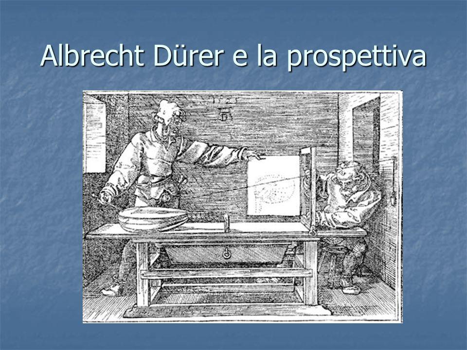 Albrecht Dürer e la prospettiva
