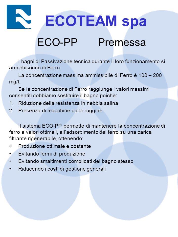 ECOTEAM spa ECO-PP Premessa