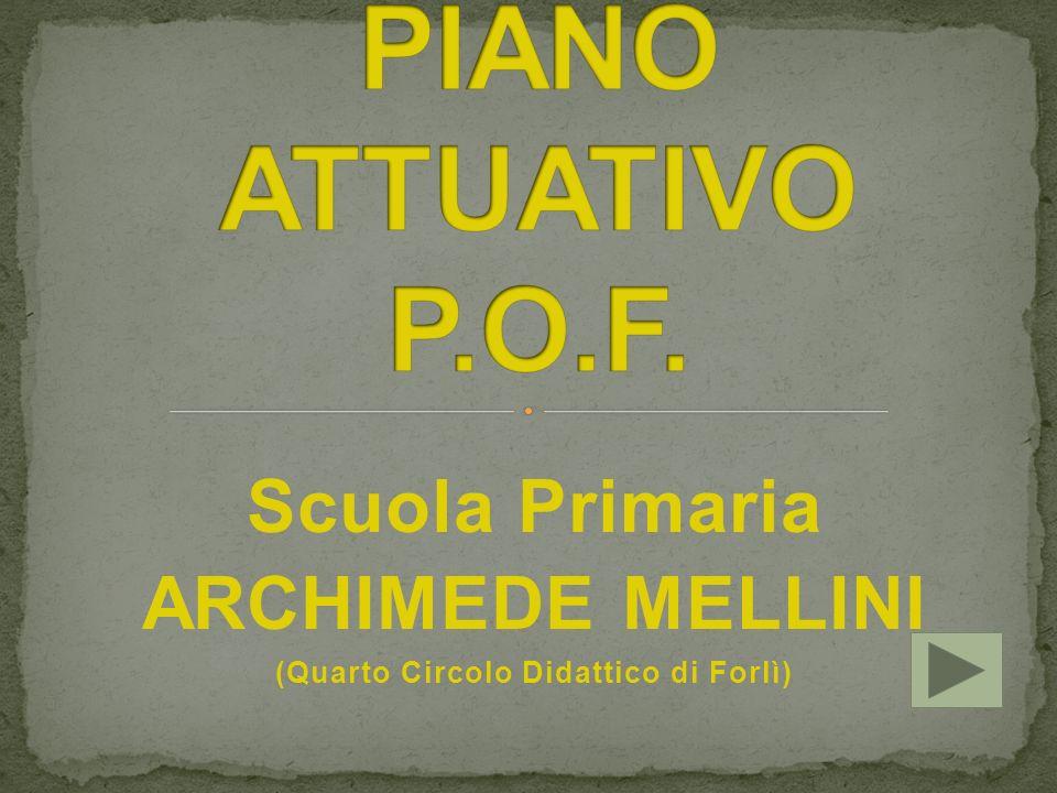 Scuola Primaria ARCHIMEDE MELLINI (Quarto Circolo Didattico di Forlì)
