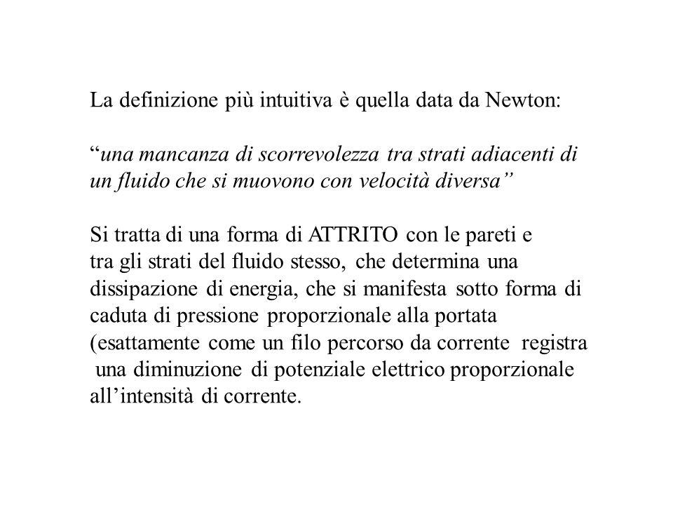 La definizione più intuitiva è quella data da Newton: