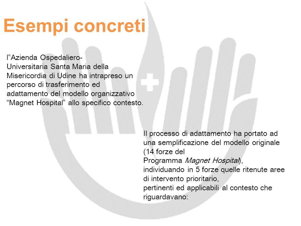 """Esempi concreti l""""Azienda Ospedaliero-"""