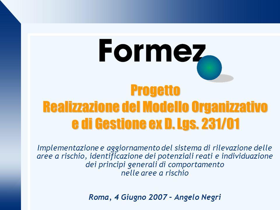 Roma, 4 Giugno 2007 – Angelo Negri