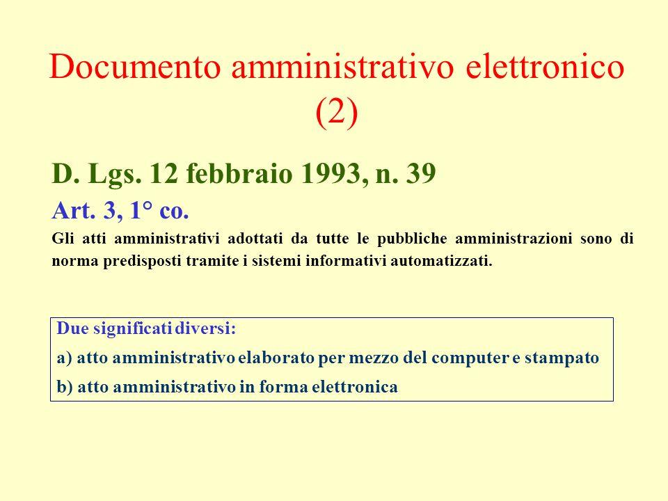 Documento amministrativo elettronico (2)