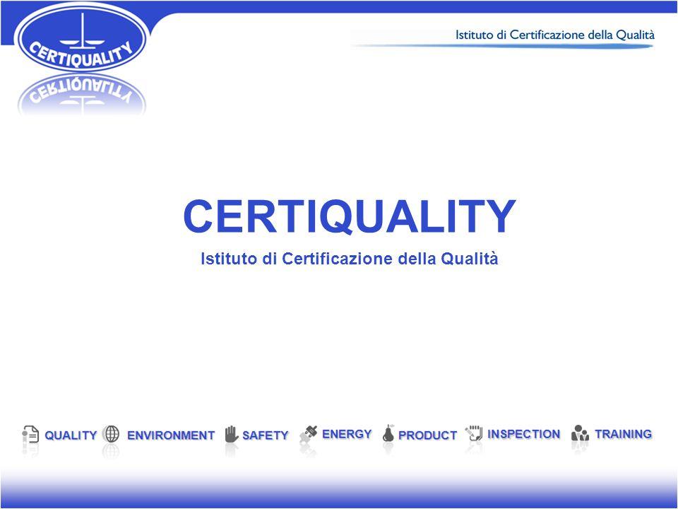 Istituto di Certificazione della Qualità