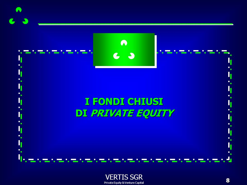 I FONDI CHIUSI DI PRIVATE EQUITY