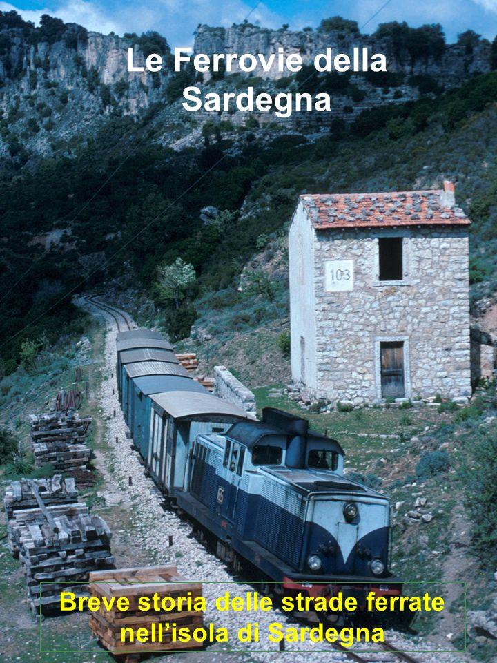 Le Ferrovie della Sardegna