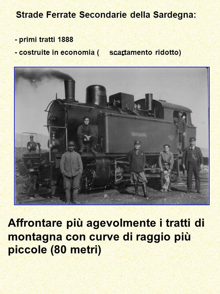 Strade Ferrate Secondarie della Sardegna: