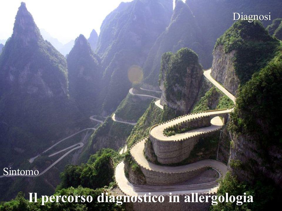 Il percorso diagnostico in allergologia