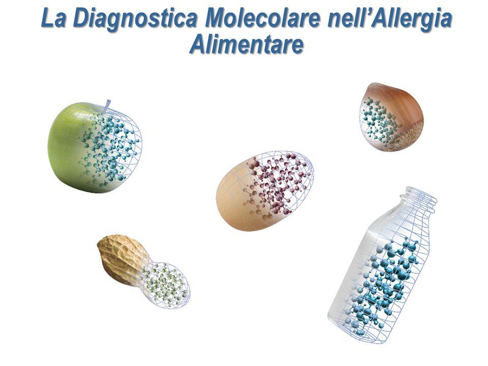 La Diagnostica Molecolare nell'Allergia Alimentare