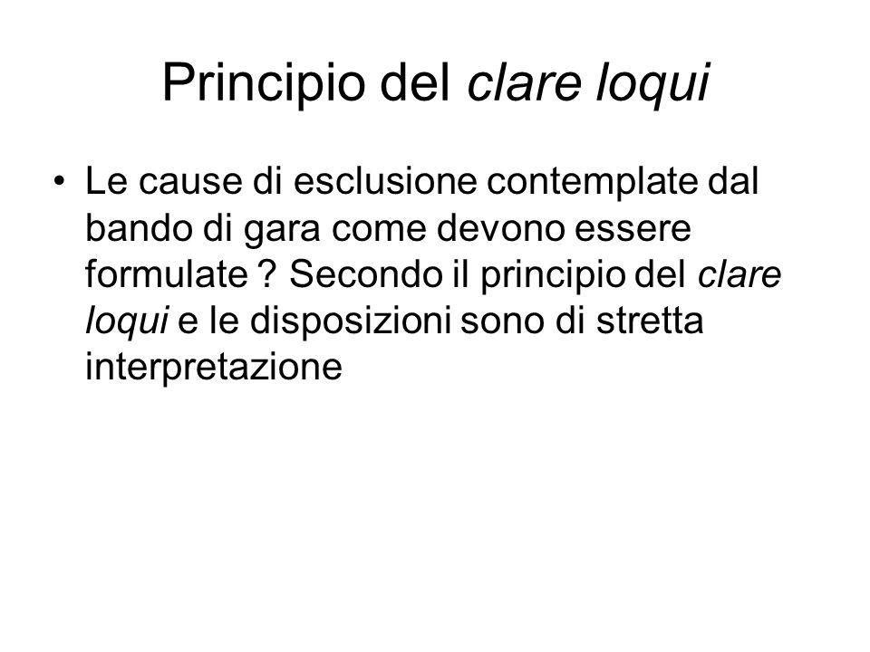 Principio del clare loqui