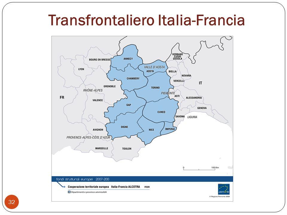 Transfrontaliero Italia-Francia
