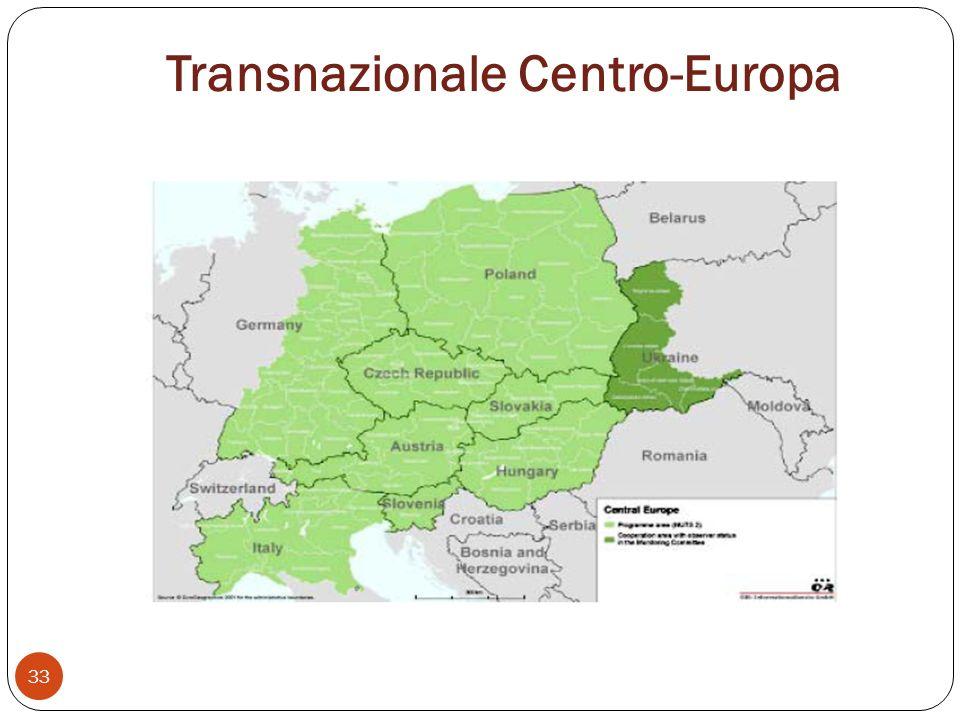 Transnazionale Centro-Europa
