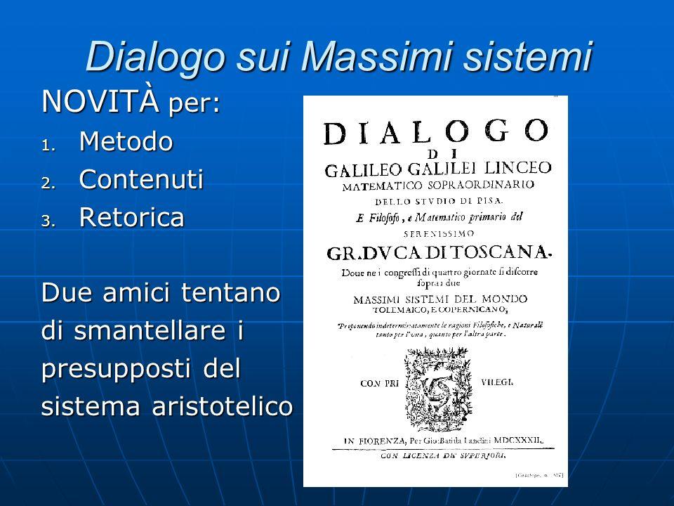 Dialogo sui Massimi sistemi