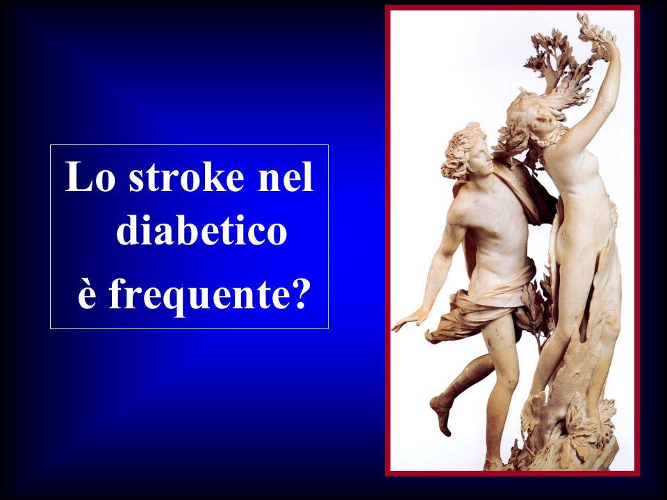 Lo stroke nel diabetico