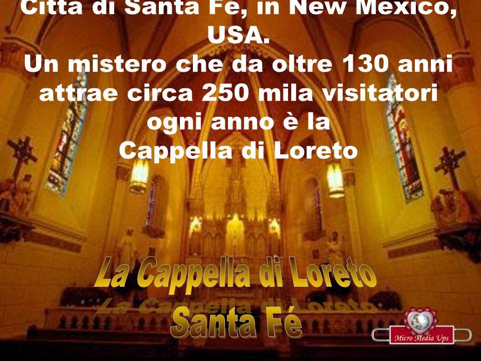 Città di Santa Fé, in New Mexico, USA