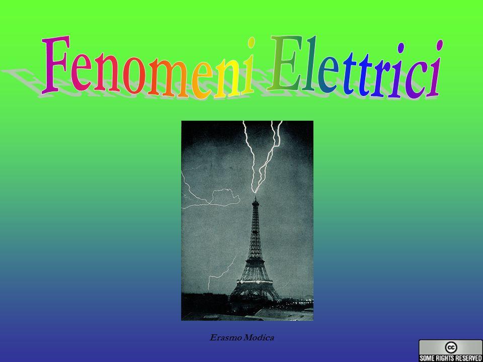 Fenomeni Elettrici Erasmo Modica