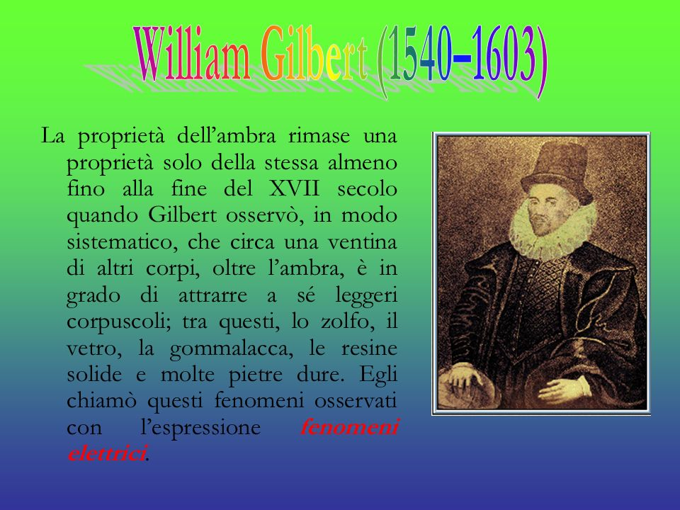 William Gilbert (1540–1603)