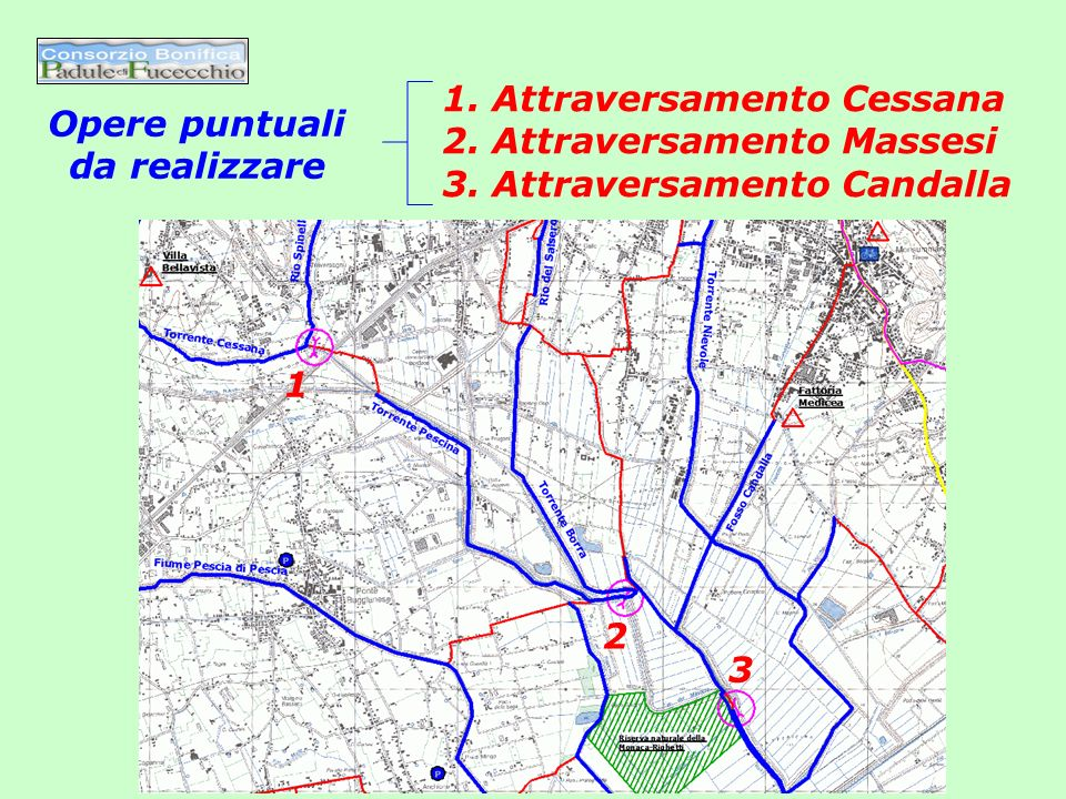 1. Attraversamento Cessana