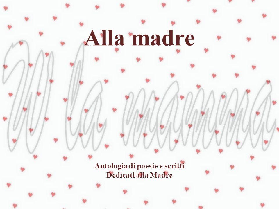 Antologia di poesie e scritti