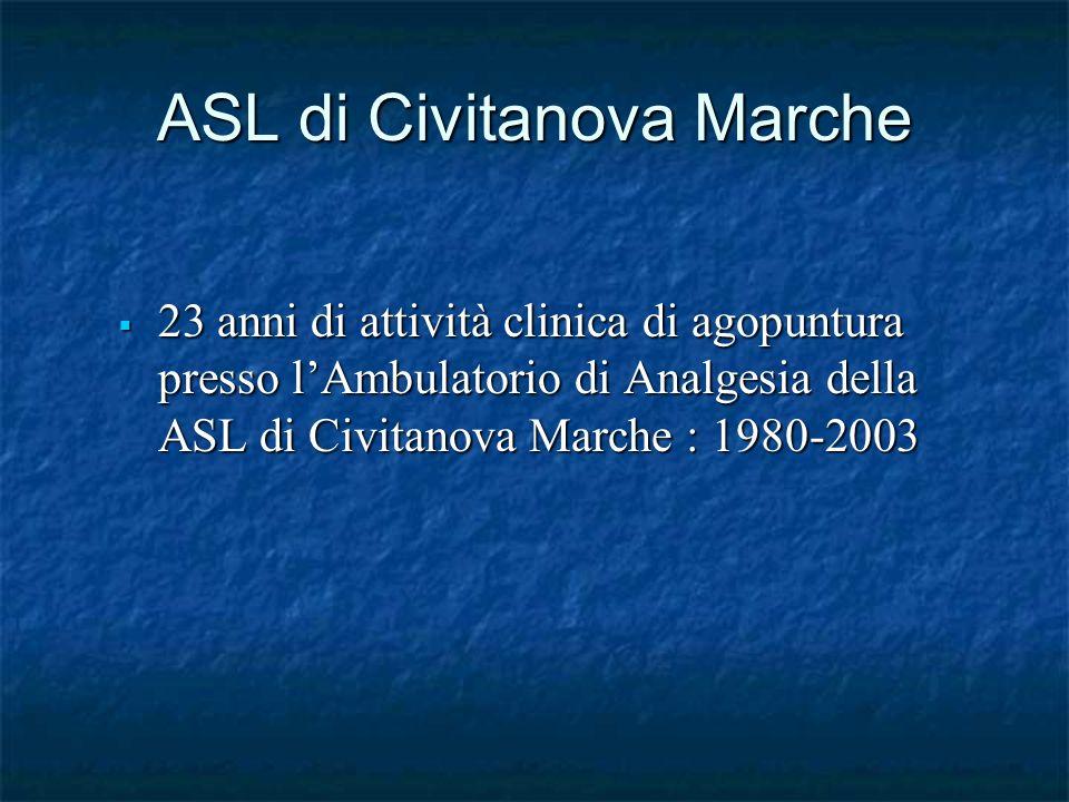 ASL di Civitanova Marche