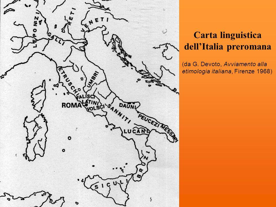 dell'Italia preromana