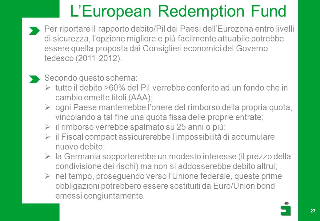 L'European Redemption Fund