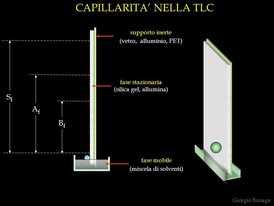 CAPILLARITA' NELLA TLC