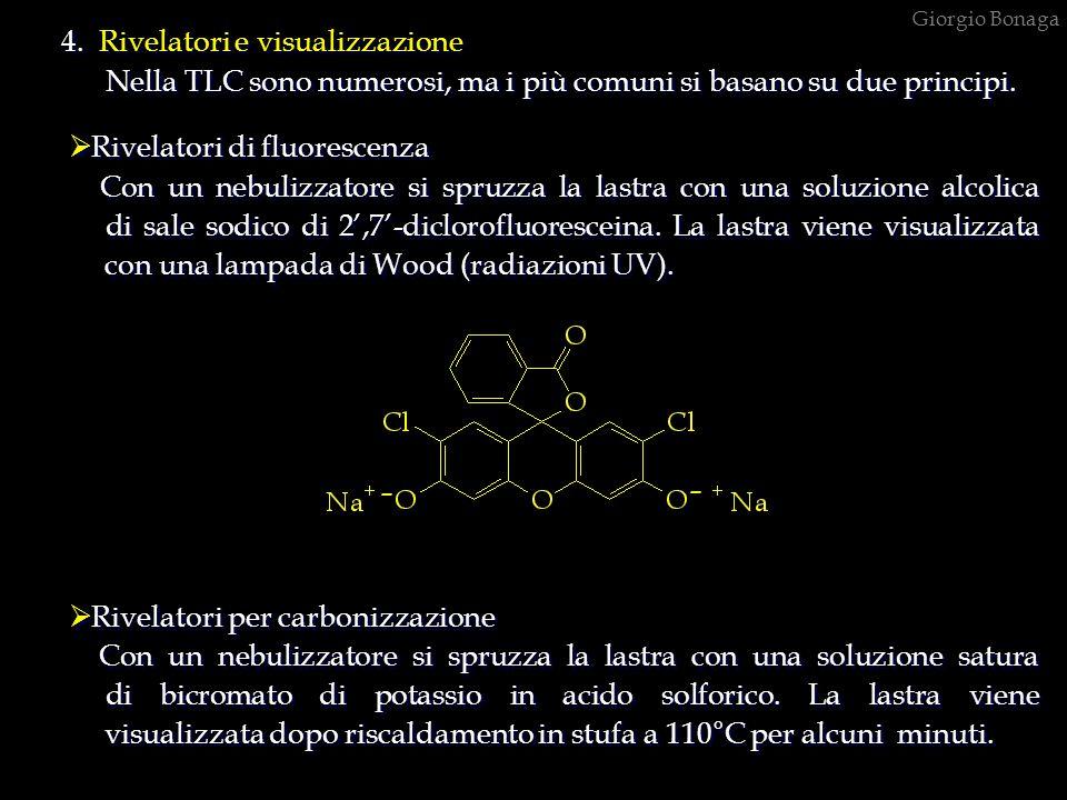 4. Rivelatori e visualizzazione