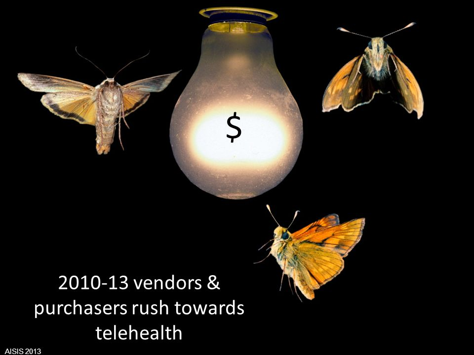 2010-13 vendors & purchasers rush towards telehealth