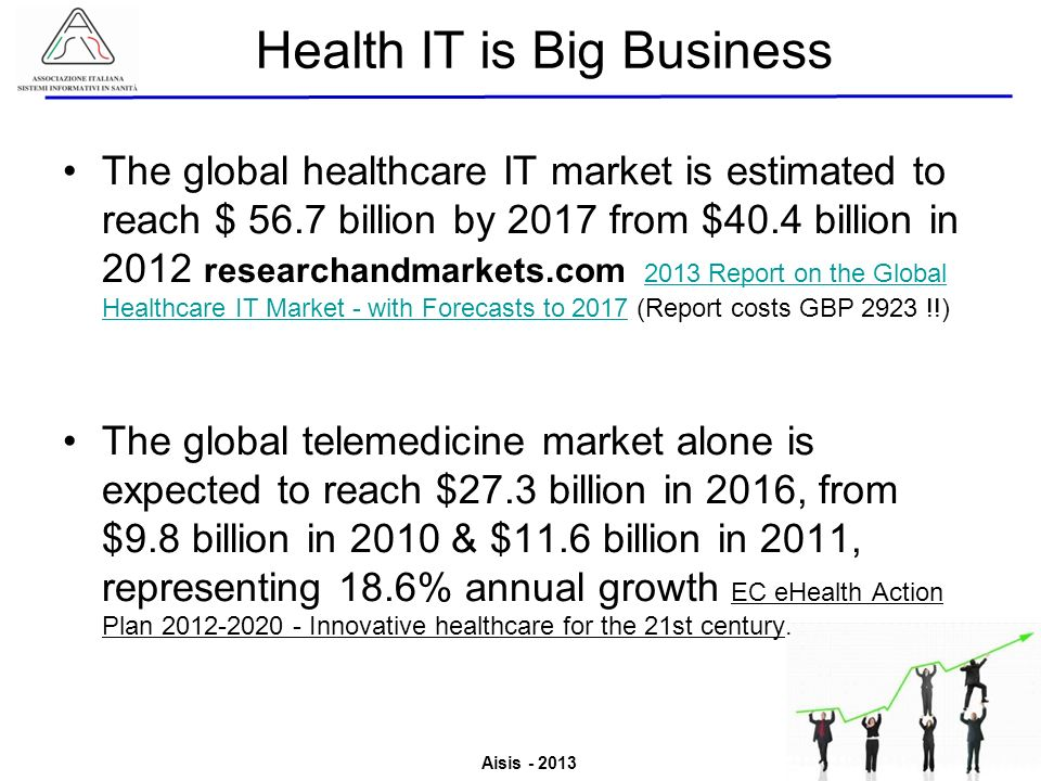 Health IT is Big Business