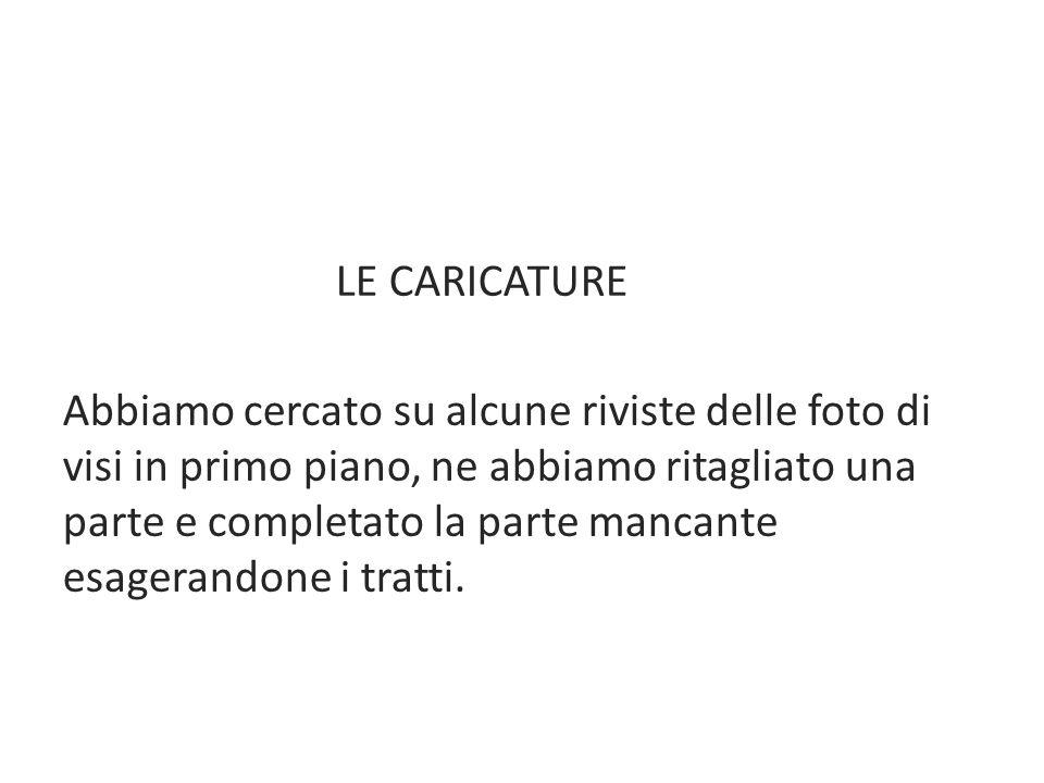 4444 LE CARICATURE.
