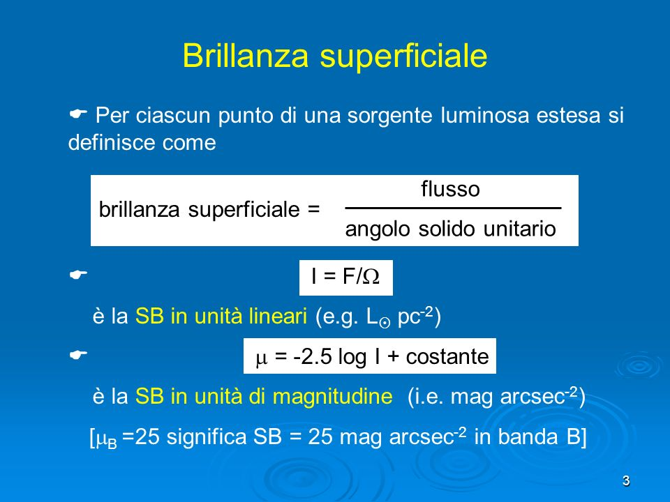 Brillanza superficiale