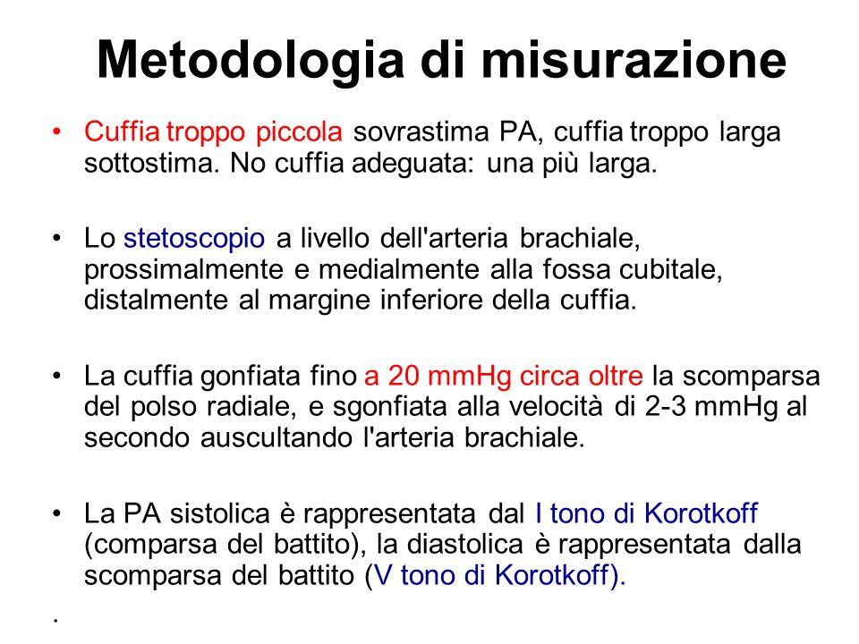 Metodologia di misurazione