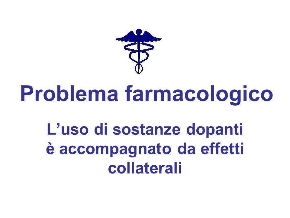 Problema farmacologico