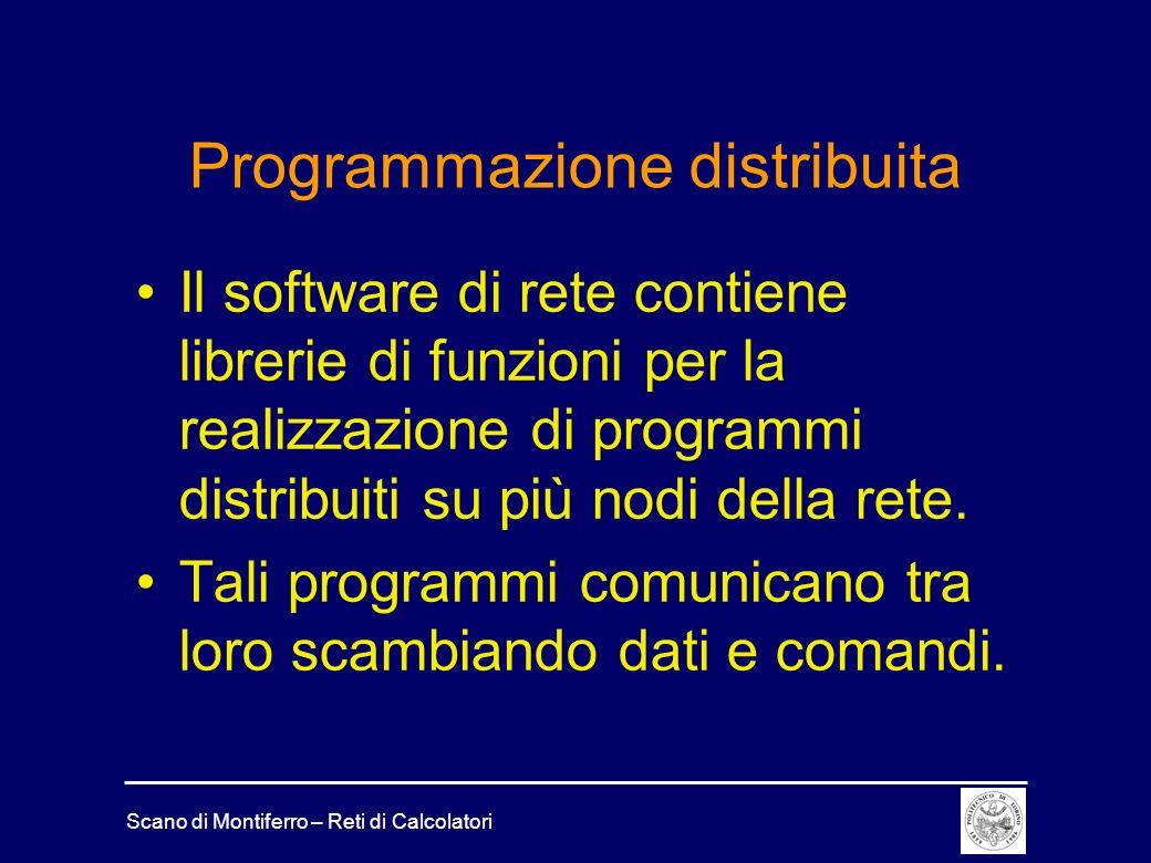 Programmazione distribuita