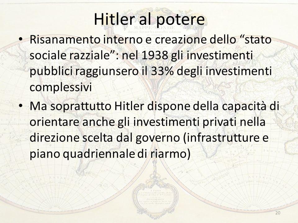 Hitler al potere