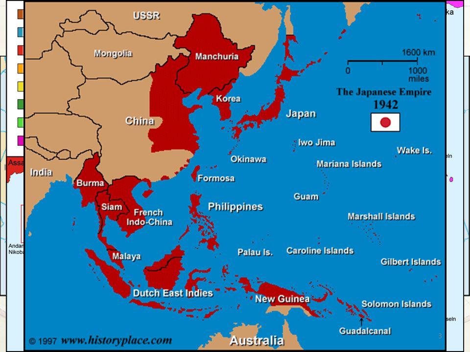 Il Giappone e il suo impero
