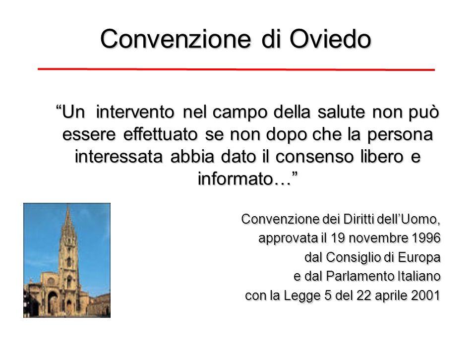 Convenzione di Oviedo