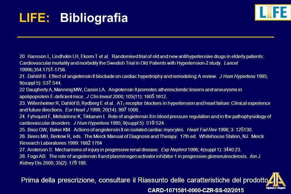 LIFE: Bibliografia