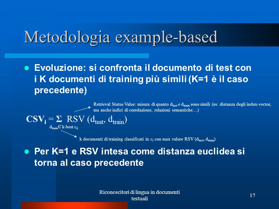 Metodologia example-based