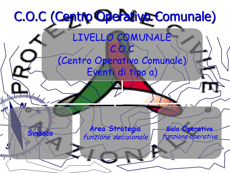 C.O.C (Centro Operativo Comunale)