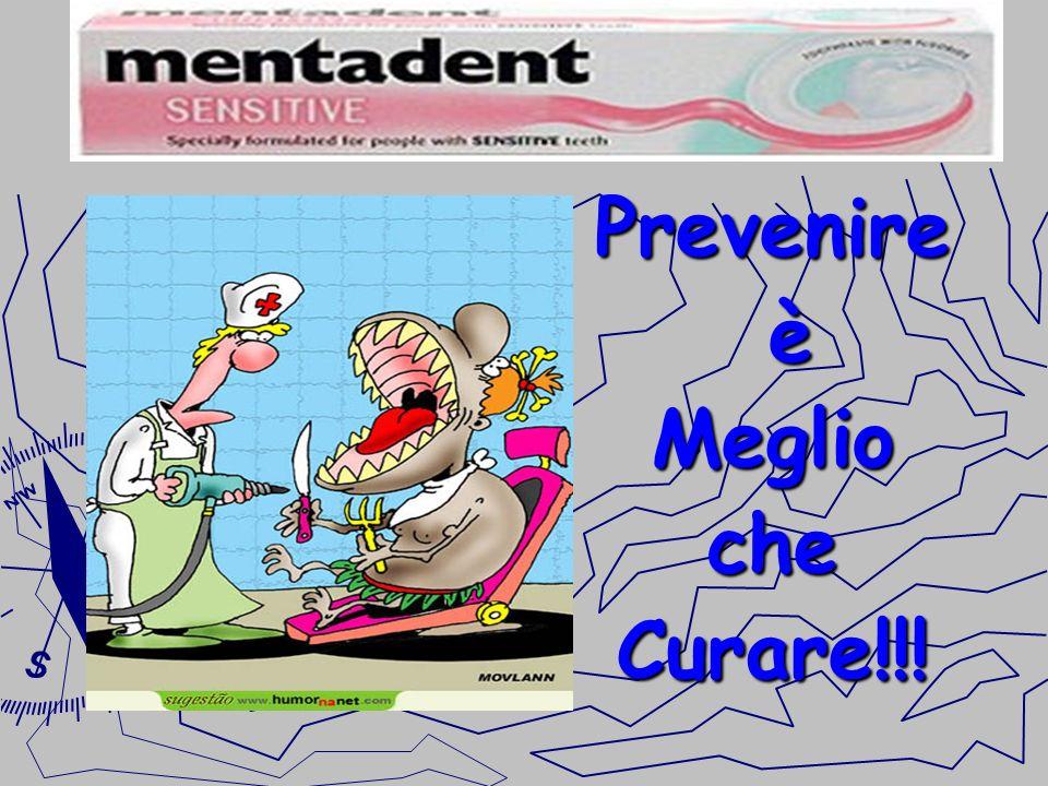 Prevenire è Meglio che Curare!!!