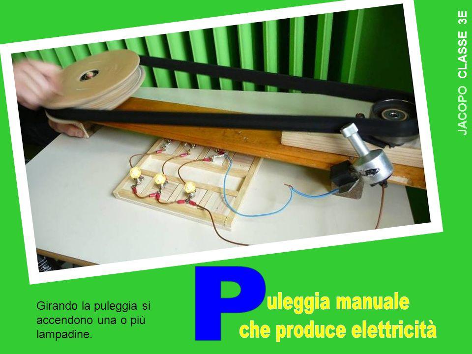 che produce elettricità
